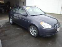 2008  Hyundai Accent, 180 K, New Inspection