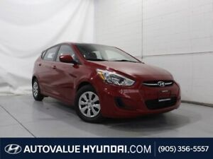 2017 Hyundai Accent GL | HEATED FRONT SEATS | BLUETOOTH | AIR CO