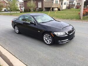 2011 BMW 3-Series 328i Convertible, 2 owners, lady driven