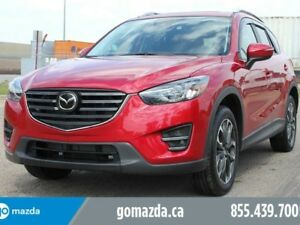 2016 Mazda CX-5 GT 16.5 AWD TECH LEATHER NAVIGATION HEATED SEATS