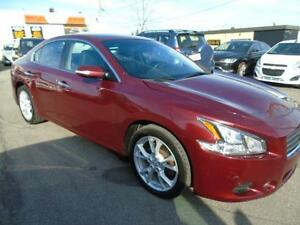 2013 Nissan Maxima 3.5 HEATED SEATS AND STEERING WHEEL