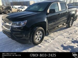 2017 Chevrolet Colorado 2WD WT Crew Cab 3.6 L Engine