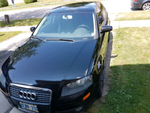 Safetied and etested 2006 Audi A3 w/Premium Pkg