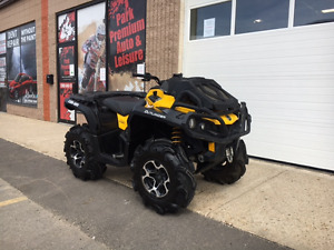 LOW KMS!!! Can Am Outlander XMR for only $89 bi-weekly! REDUCED