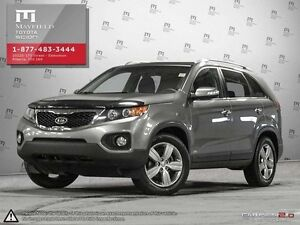2013 Kia Sorento EX V6 All-wheel Drive (AWD)