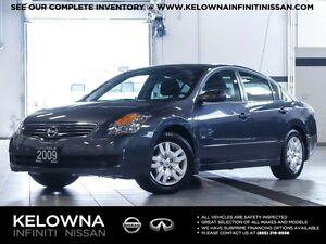 2009 Nissan Altima 2.5 S CVT