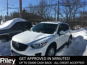 2013 Mazda CX-5 GT HEATED LEATHER SEATS