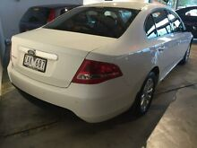 2012 Ford Falcon FG MkII XT White Sports Automatic Sedan Fyshwick South Canberra Preview