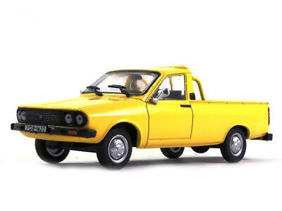 Dacia Pickup Truck 1304 Yellow Romanian Car 1982 Year 1:43 Scale Diecast Model for sale  Shipping to United States