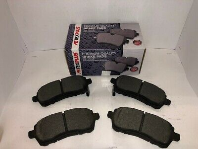 Front Brake Pads Fits Ford Fiesta MK7 2008-2017