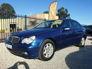 2003 MERCEDES-BENZ C200 CLASSIC KOMPRESSOR, 170,000 KMS,3 MONTHS REGO BOOKS, SERVICED! North St Marys Penrith Area Preview