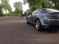 REDUCED - 2004 Mazda RX-8 Sedan (Immaculate condition)