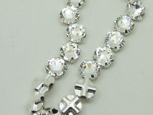 72 pcs. 12ss CRYSTAL SEW ON/SETTING Swarovski rhinestone