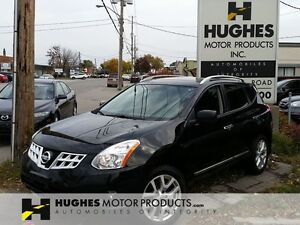 2012 Nissan Rogue SL|CVT Trans | Moonroof | Privacy Glass |