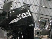 Suzuki Outboard 140 horsepower 4 stroke Ballarat Central Ballarat City Preview