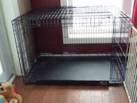 KONG EXTRA LARGE Space Saving Dog Crate / Kennel