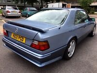 1993 Mercedes W124 320CE Auto. Bargain!!!