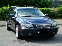 Volvo v70 2.4t AWD great for winter!