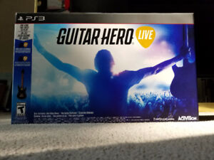 ~~ Guitar Hero Live for PS3 ~~
