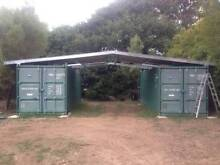PORTA-ROOF Shipping Container Roofing Systems *FINANCE AVAILABLE* Youngtown Launceston Area Preview
