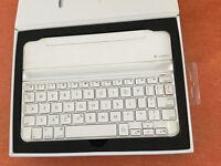 Ultrathin magnetic clip-on keyboard cover by Logitech
