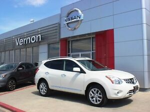 2013 Nissan Rogue SV Front-wheel Drive