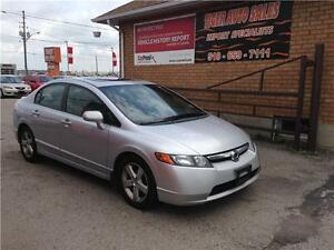 2008 Honda Civic Sdn EX-L****FULLY LOADED****MANUAL****LEATHER