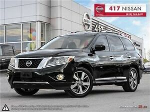 2013 Nissan Pathfinder Platinum // FULLY LOADED // 4 X 4 //