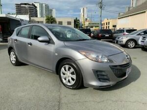 2011 Mazda 3 BL 11 Upgrade Neo Silver 5 Speed Automatic Hatchback Southport Gold Coast City Preview