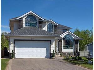 Amazing Home in Castle Ridge Estates backing onto the Greenbelt