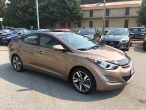 The Hyundai Elantra is a handsome economy car that's risen from
