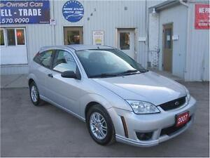 2007 Ford Focus SE|MUST SEE|NO ACCIDENTS|NO RUST|ONLY 132KM