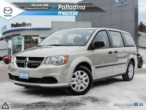 2016 Dodge Grand Caravan STOW & GO
