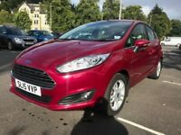 Fiesta Zetec 1.6 TDI, FSH (serviced in June) - excellent condition - great to drive.