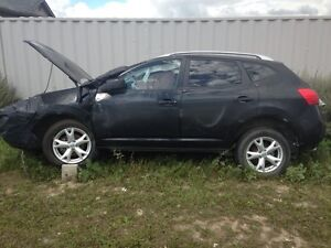 2009 Nissan Rogue SL AWD SUV for parts; Tailgate