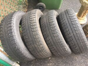 (4) Michelin X-Ice 2  175 65 15