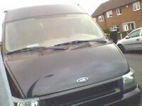 for sale a transit van 2.5 diesel mot 10 months excellent condition in/out its got c/l e/w alarm