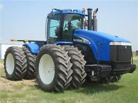 2006 NH TJ380 Tractor