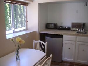 Furnished Bachelor Suite in Fairfield - Available May 1