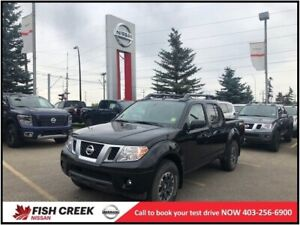 2018 Nissan Frontier PRO-4X LEATHER! NAVIGATION!