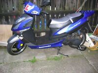 lexmoto gladiator 125cc brand new engine fitted will have 12 months mot next week