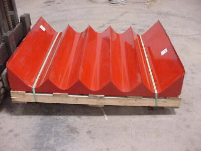 Case Ih Combine Distribution Auger Pan 1480 1482 1680 1682 2188 2388 2388 2588