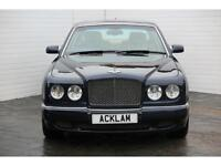 2004 Bentley Arnage 2004 Bentley Arnage 6.8 R Auto Luxury 4 Door Petrol blue Aut