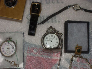 VINTAGE WATCHES AND JEWELRY / COLLECTIBLES