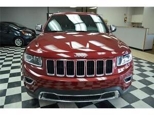 2014 Jeep Grand Cherokee Limited LTD 4X4 - REMOTE START**HEAT... Kingston Kingston Area image 5