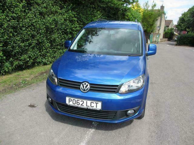 Volkswagen Caddy Maxi DIESEL AUTOMATIC 2021 | in Winscombe ...