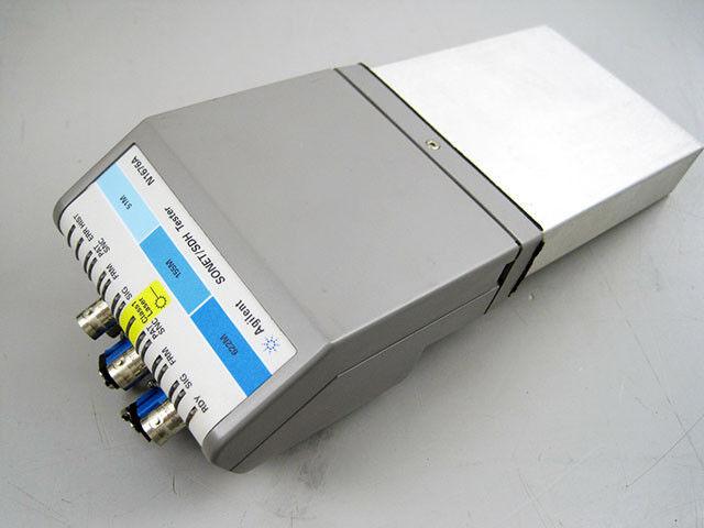 AGILENT HP N1676A OC-12 STM-4 OPTICAL ELECTRICAL N1610B #4465