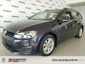2015 VW Golf Sportwagon Comfortline *Certified Pre-Owned*