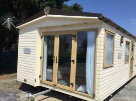 Static Caravan For Sale Off Site 3 Bedroom ABI St David 38FTx12FT Three