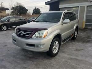 2004 Lexus GX 470**Navigation***Camera***DVD***Excellent Shape